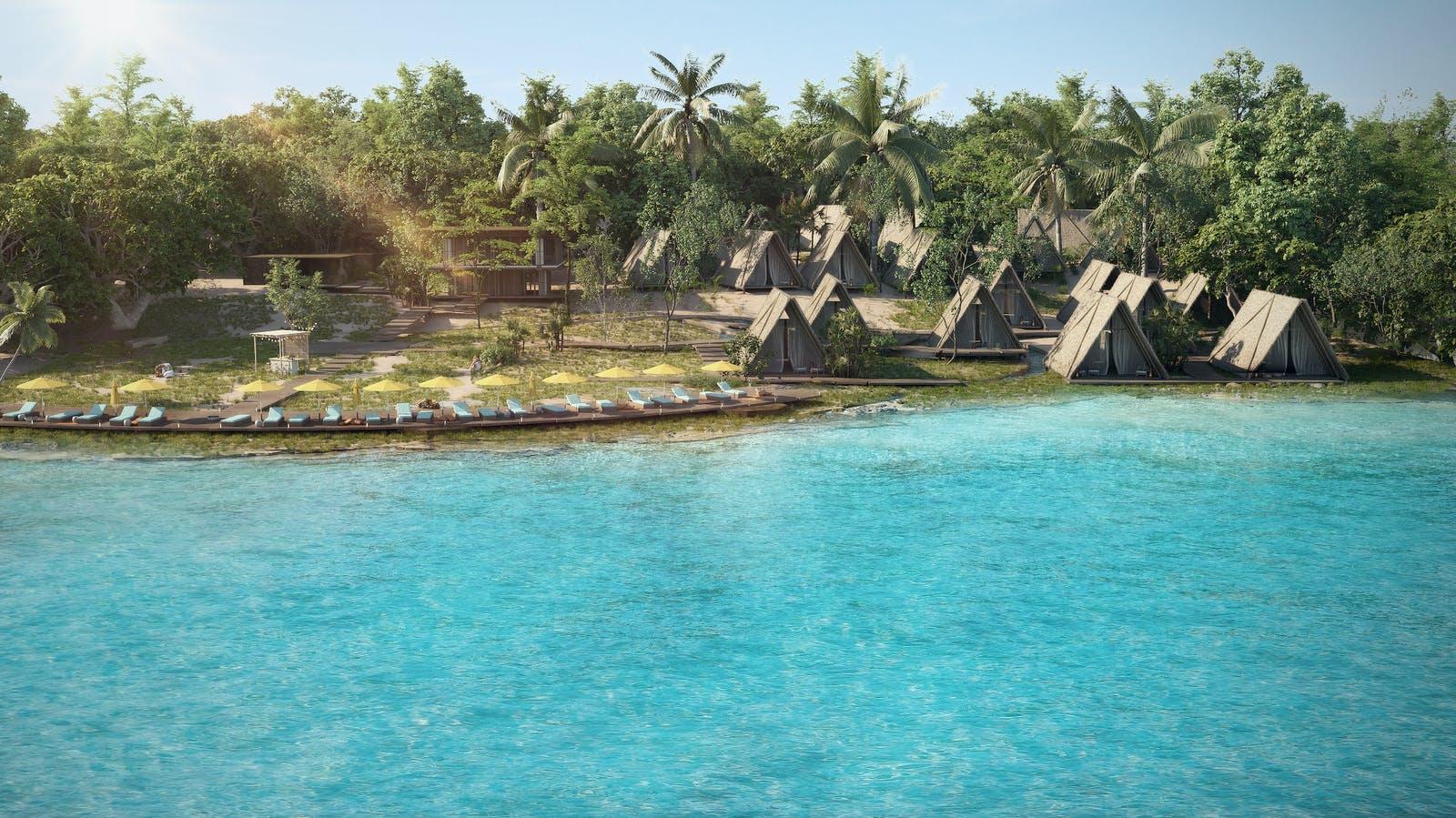 5 de los hoteles más bonitos de Bacalar