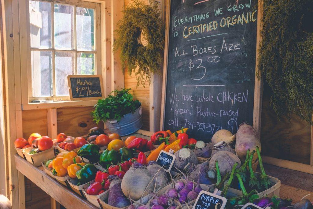 6 lugares para comprar (todo tipo de) productos orgánicos en la CDMX