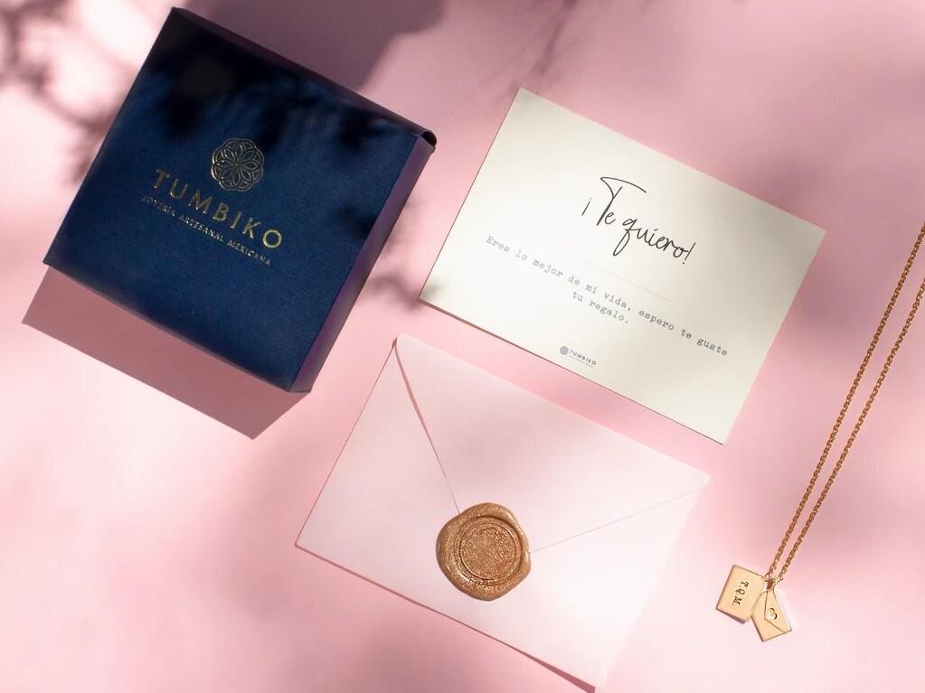 5 hermosas piezas de joyería para regalar este San Valentín