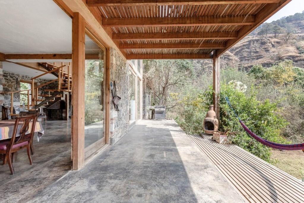 7 Airbnb's entre montañas de México con preciosas vistas
