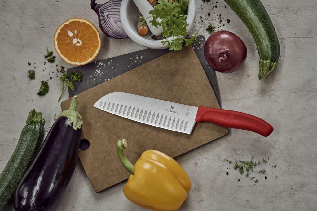 5 cuchillos de chef que todo 'foodie' debe de tener en su cocina