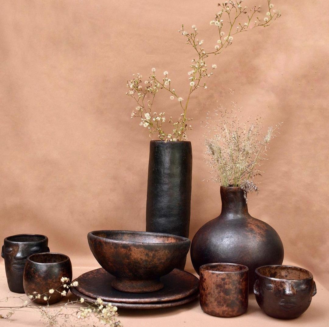 6 lugares para comprar vajillas y piezas de barro elaboradas por artesanos oaxaqueños