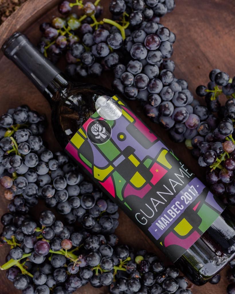 guanamé-vino