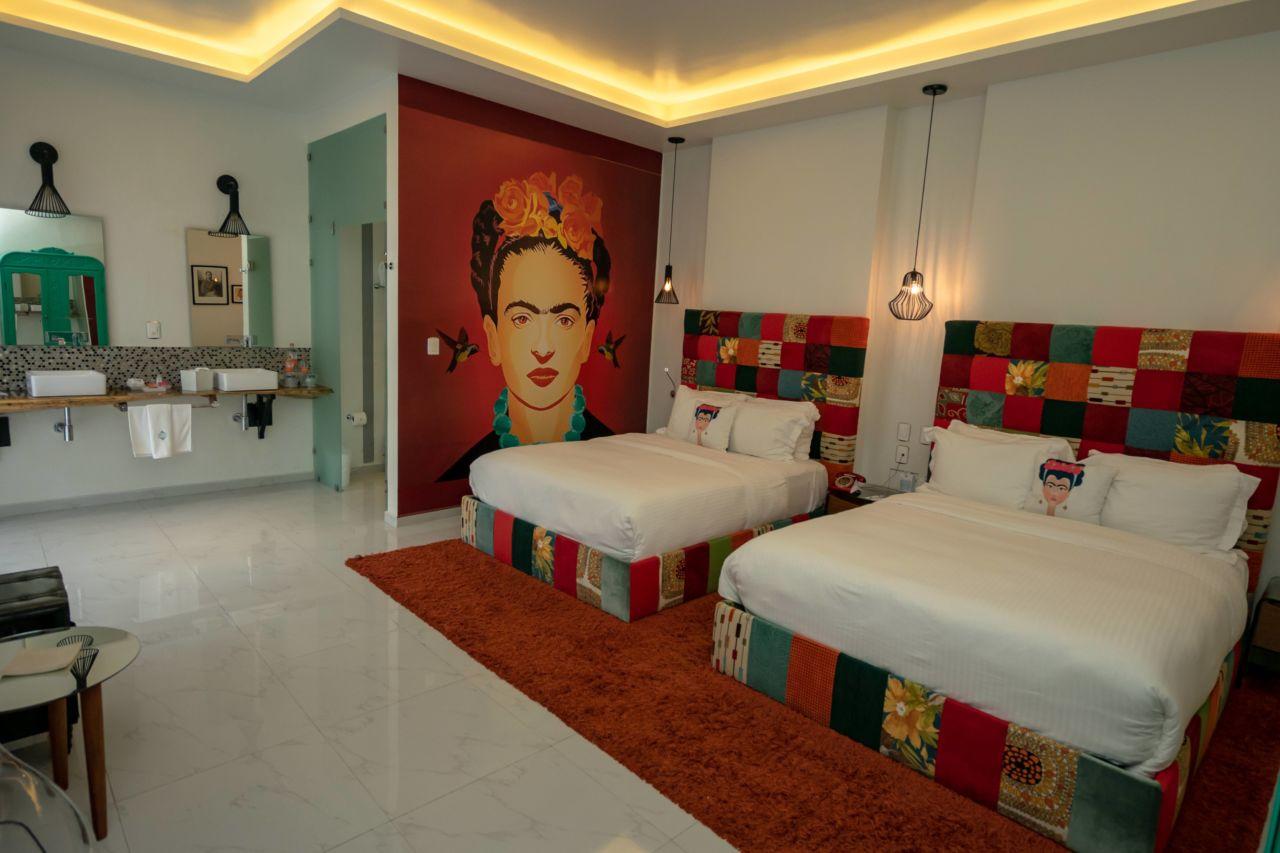 5 hoteles boutique temáticos que enaltecen la cultura mexicana en el país