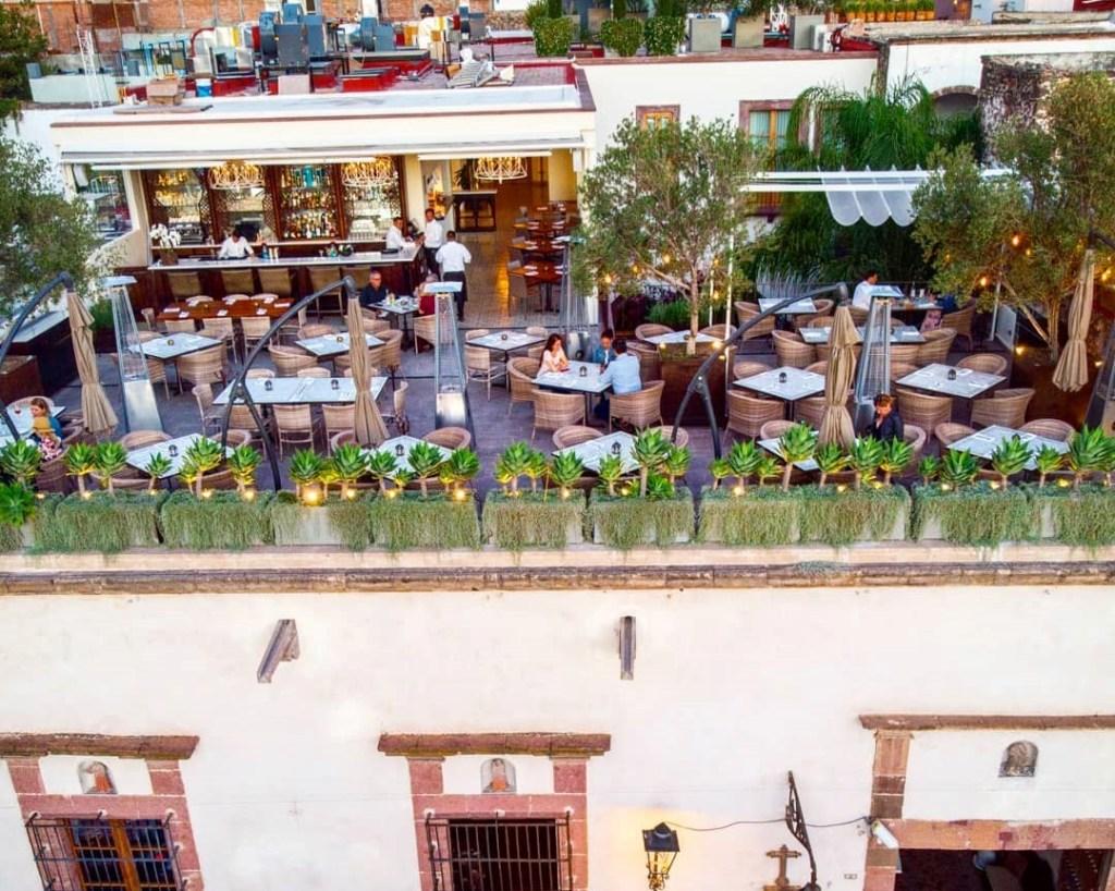 8 rinconcitos mágicos para desayunar en San Miguel de Allende