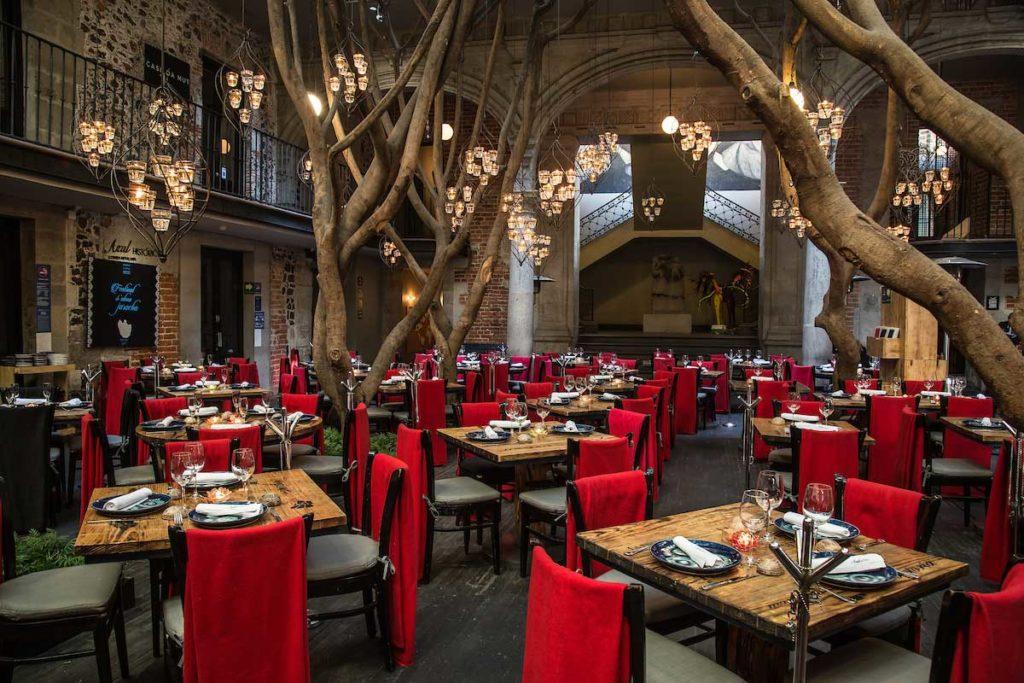 10 restaurantes en edificios históricos de la CDMX que no puedes dejar de visitar