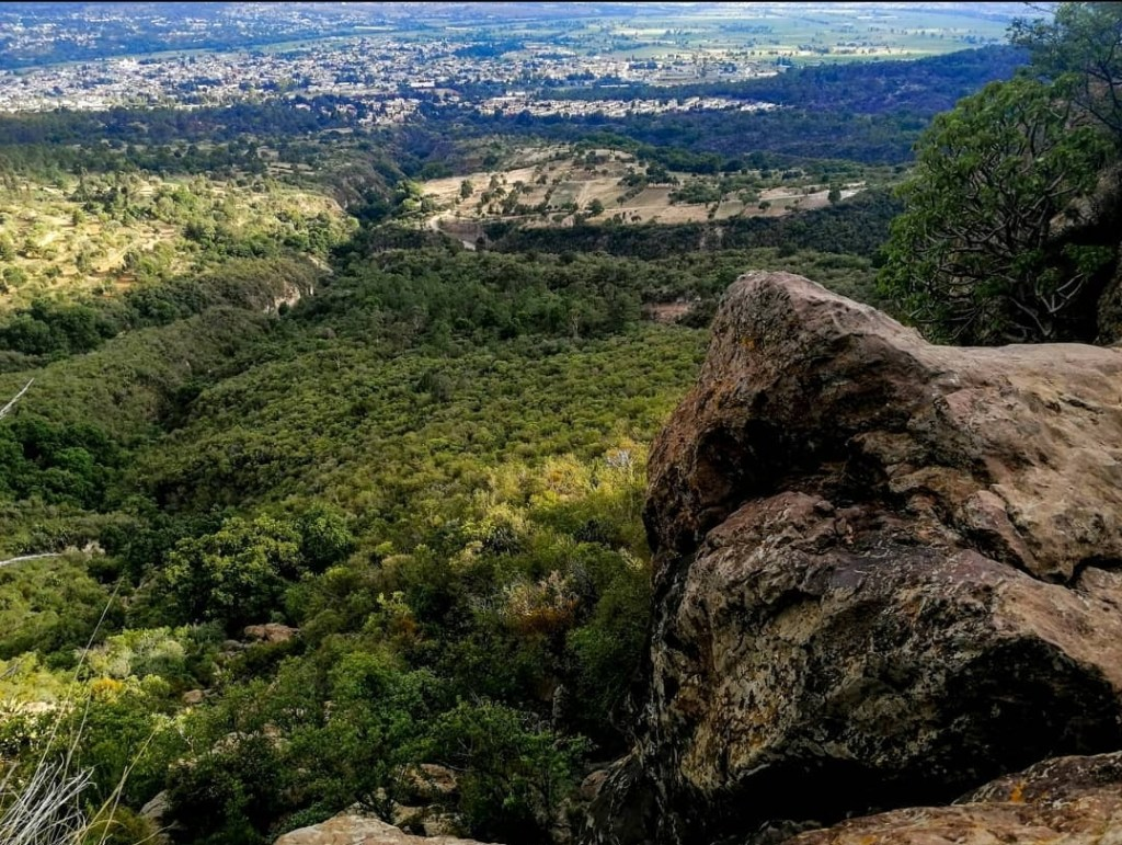 En Tlaxcala existe un parque natural escondido ideal para practicar biking (a menos de 4 hrs de la CDMX)