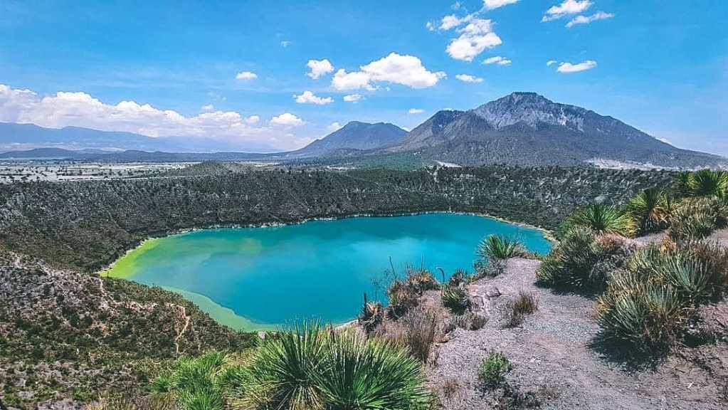 Visita estas lagunas volcánicas a menos de 3 horas de la CDMX (son espectaculares)