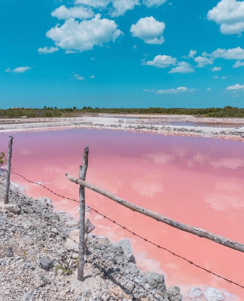 Salineras de Xtampú: el destino de increíbles aguas rosas que te debes tener en tu lista de viajes