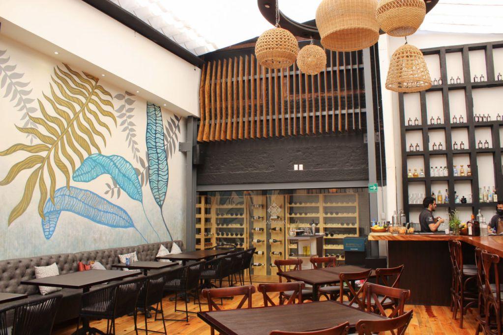 Carmina: La nueva terraza de la Condesa para que te cautivará con su cocina a las brasas