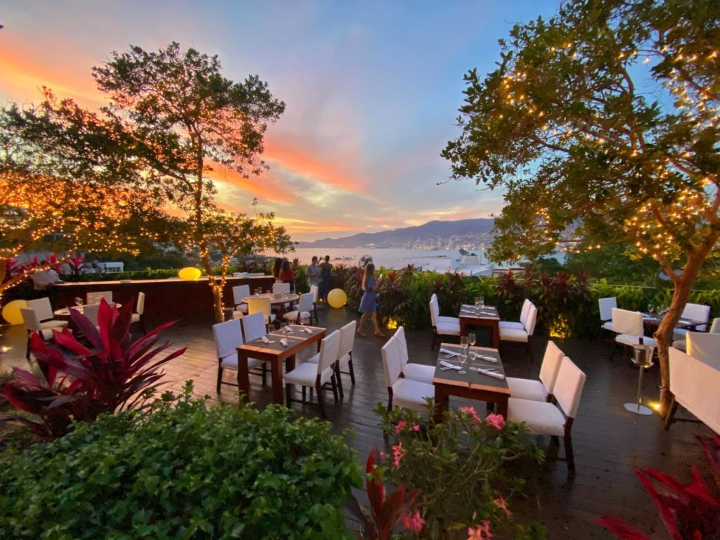 Los 6 restaurantes italianos más espectaculares en las playas mexicanas
