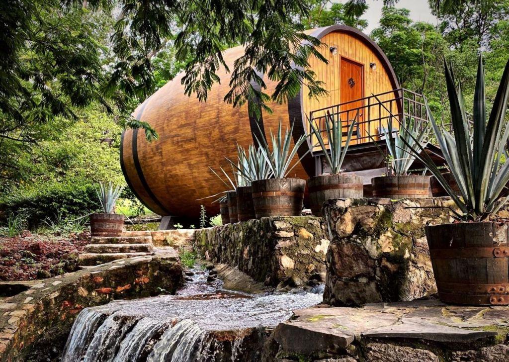 5 preciosos hoteles temáticos en México para los fanáticos de los 'drinks'