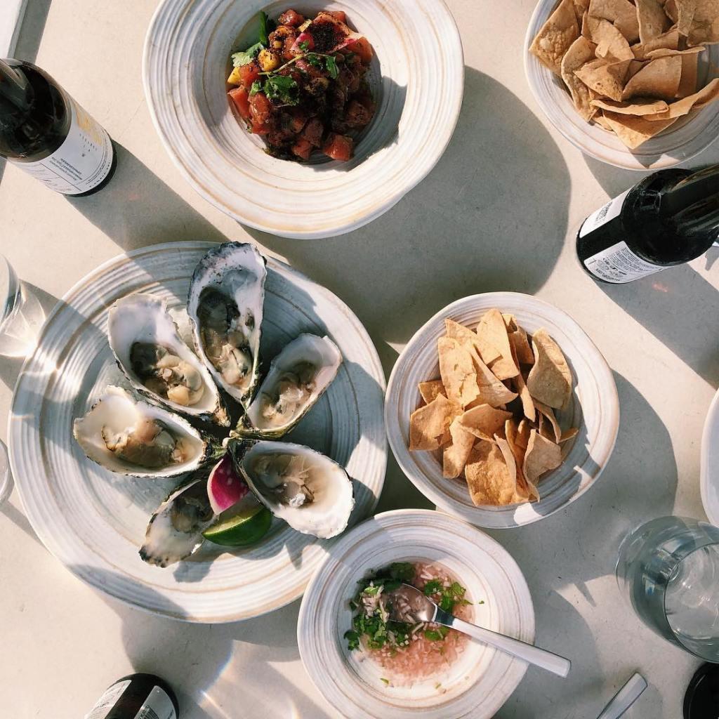 6 destinos playeros en México donde comerás como nunca en tu vida