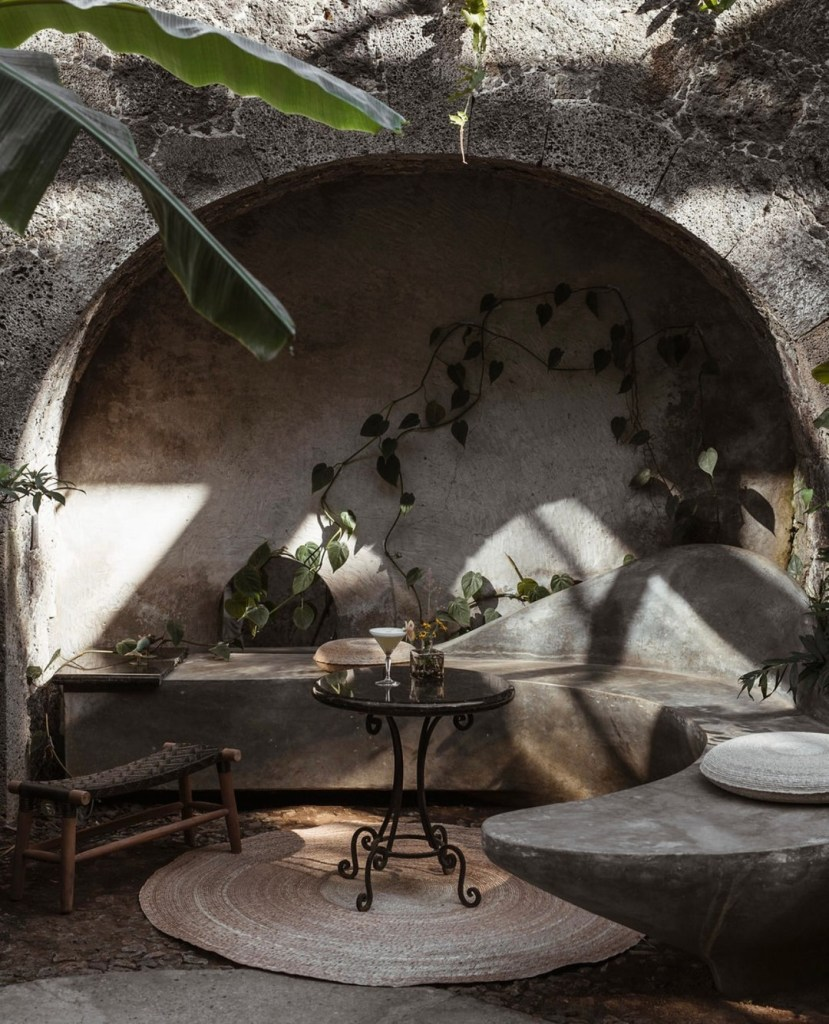 Margarita Concept Garden
