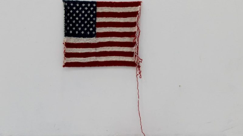 OP- The Unraveling of America