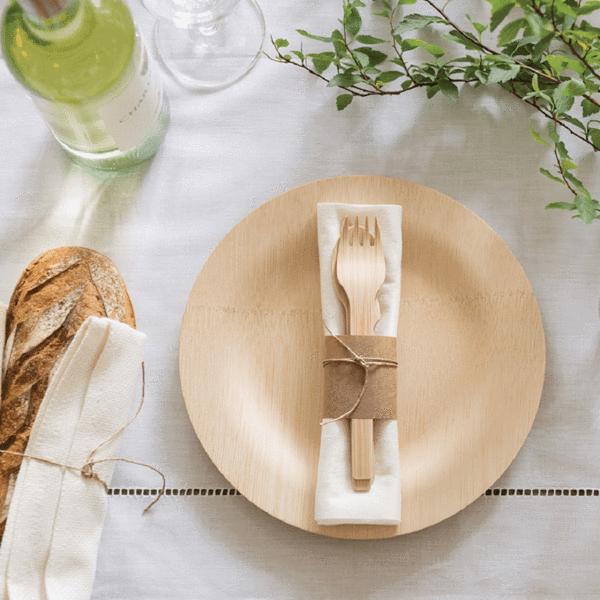 3 plastic free disposable utensil brands