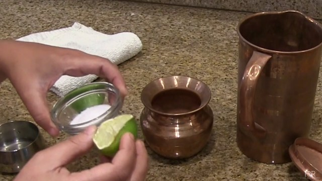 Image result for cleaning of copper utensils