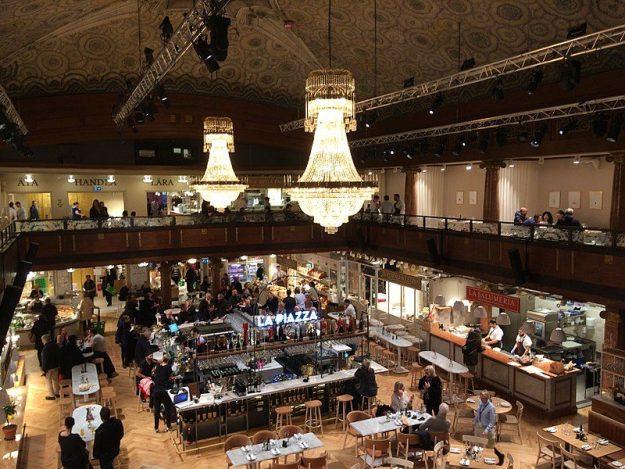 Eataly – Le Store Food de 4000 m2 va ouvrir ce printemps, le Paris de la restauration tremble déjà