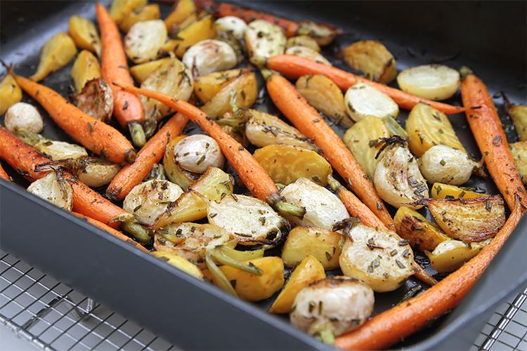 Recipe Root Vegetables