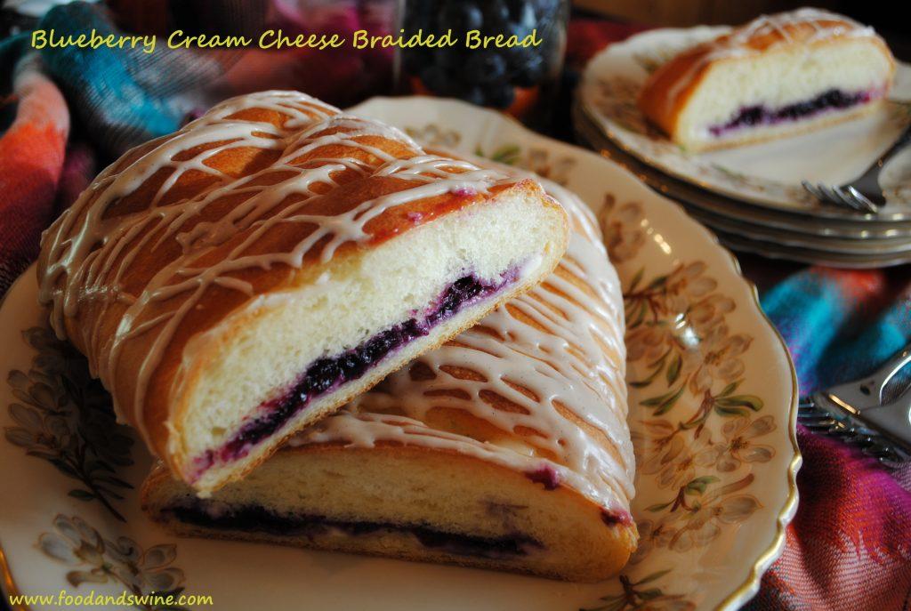 fancy braided bread