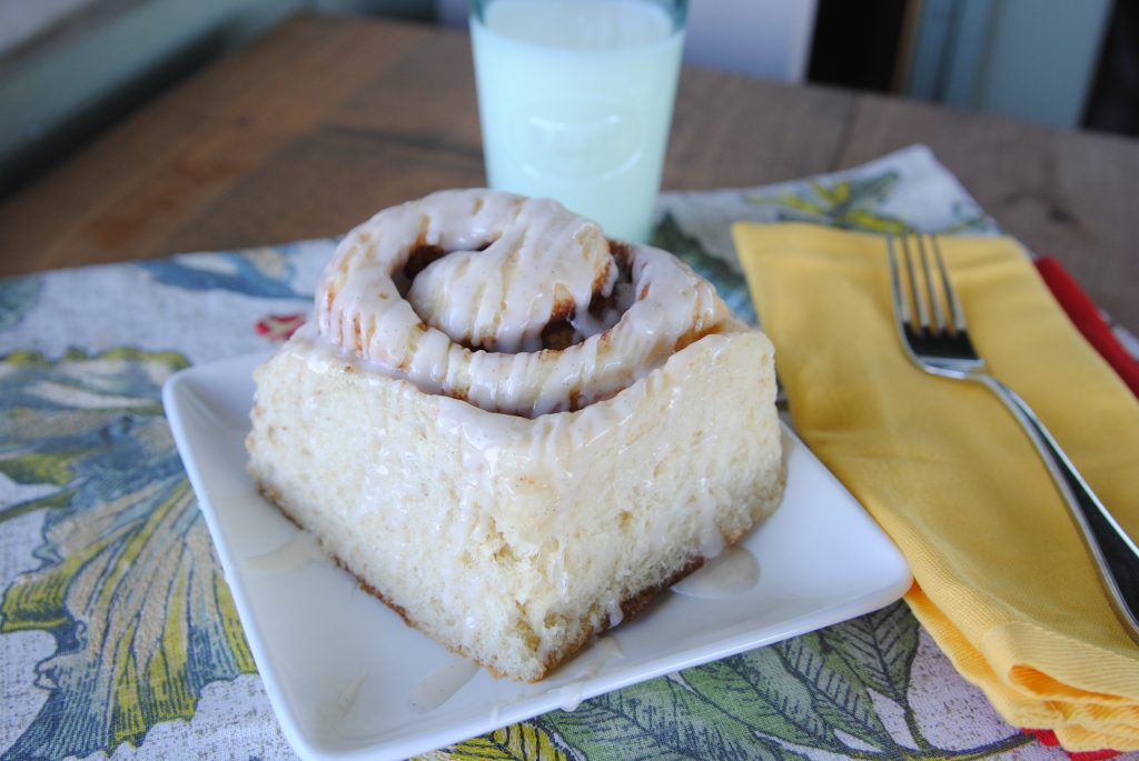 Champion Cinnamon Rolls