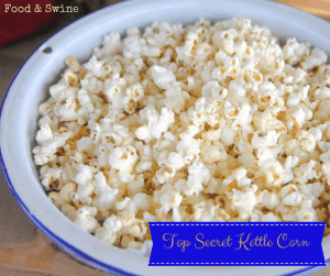 Kettle Corn Canva