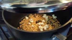 Top Secret Kettle Corn