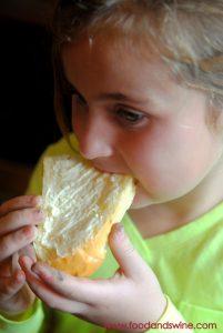 delicious farmhouse bread
