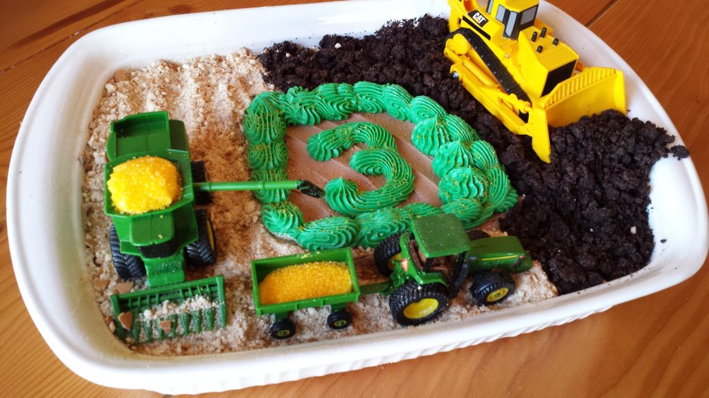 Little Farmer Cake