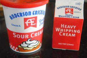 Sour Cream Panna Cotta with Summer Berry Sauce