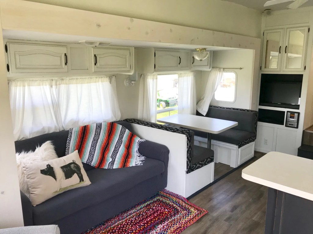 DIY Camper Reno: Part 1