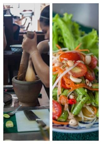 Green Papaya Salad