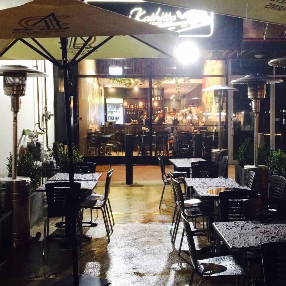What's special about Binnys Kathitto Canberra?
