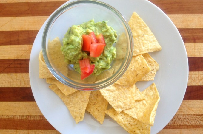 Simply Fresh Guacamole: Quick N' Easy