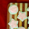 cream cheese sugar cookies - food apparel