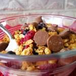 Fruit and Yogurt Parfait on Food Apparel