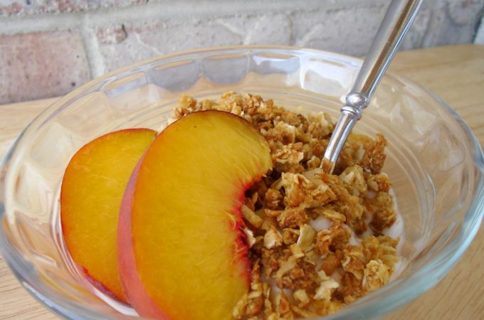Sweet Honey Granola Recipe