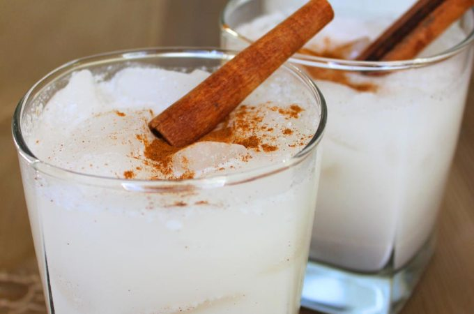 Easy Horchata Recipe