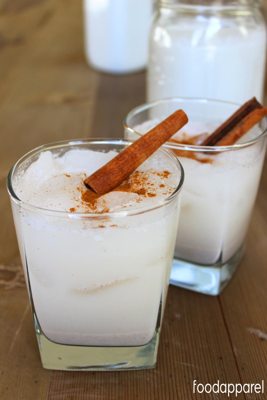 Classic Horchata - easy no-fail blender eversion!