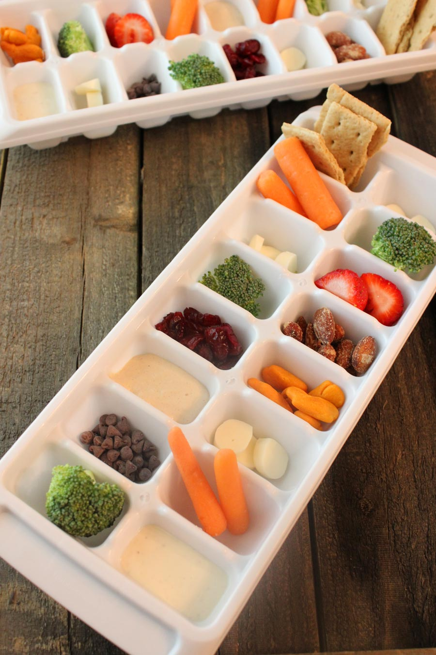 Snack Lunch - a fun way for your kids to eat healthy ...