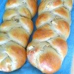 Challah (3 strand braid) at foodapparel.com