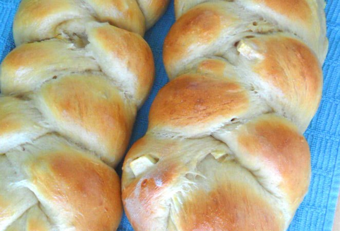 Challah Bread Recipe