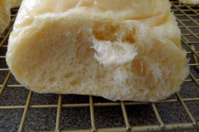 Fluffy White Dinner Rolls Recipe