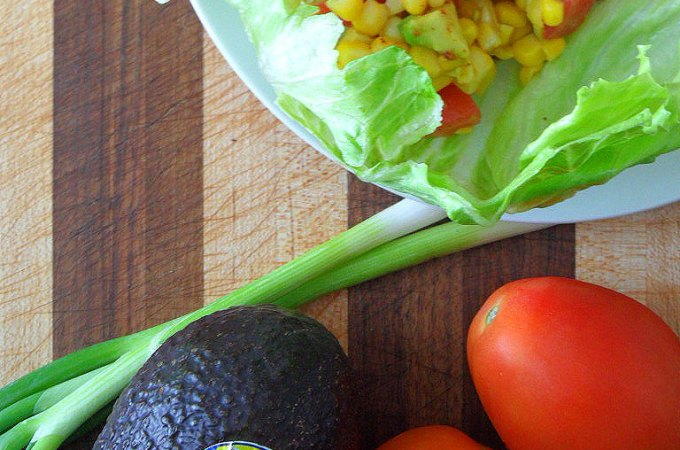Fresh Corn Wraps Recipe
