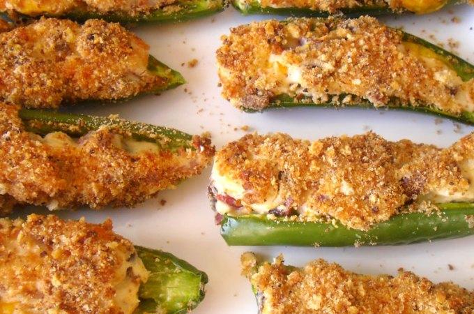 Jalapeno Poppers on foodapparel.com