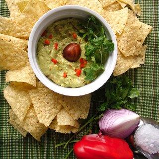 Fully Loaded Guacamole at foodapparel.com