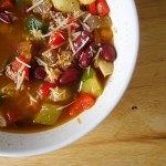 Minestrone Soup at foodapparel.com