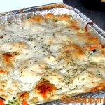 Vegetable Lasagna at FoodApparel.com
