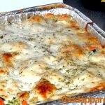 Vegetable Lasagna at FoodApparel.com