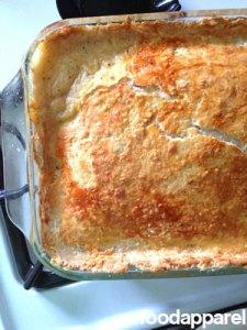 Chicken or Turkey Pot Pie on FoodApparel.com